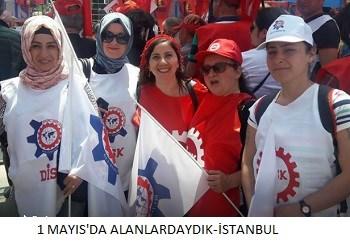 MARMARA BÖLGE ŞUBEMİZ MALTEPE MİTİNG ALANINDAYDI.