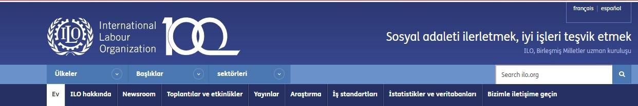 ILO 100 YAŞINDA