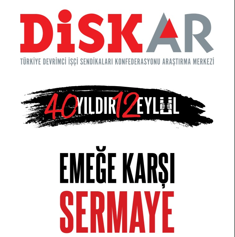 DİSK-AR'dan yeni kitap